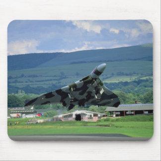 Vulcan-B2, Woodford Air Show 1990, England Mousepads