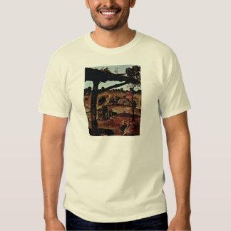 Vulcan (Hephaestus) And Aeolus Detail By Piero Tee Shirts