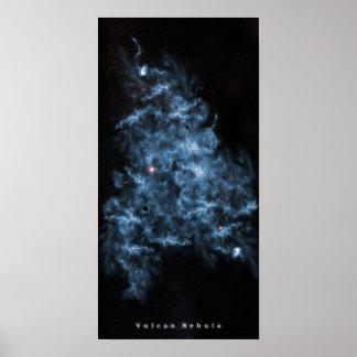 Vulcan Nebula Poster