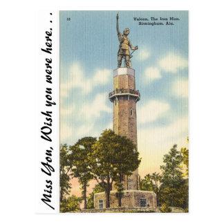 Vulcan Postcard