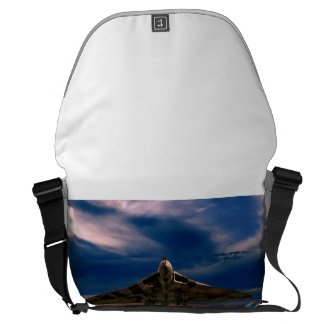 Vulcan To The Skies Courier Bag