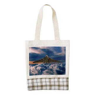 Vulcan To The Skies Zazzle HEART Tote Bag