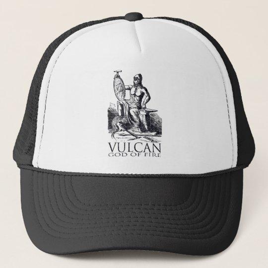 Vulcan Trucker Hat