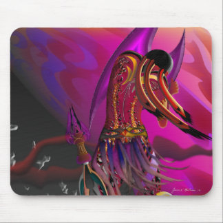 'Vulnerable' Mouse Pad