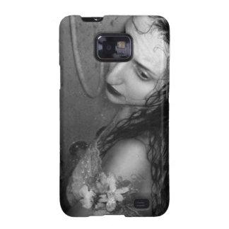Vulnerable - Self Portrait Samsung Galaxy S2 Cases