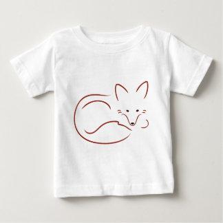 Vulpes Vulpes Baby T-Shirt