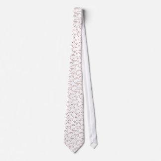 Vulpes Vulpes Neck Tie