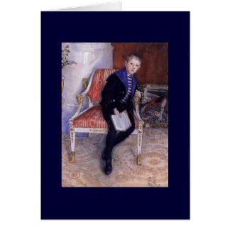 Vult que lee 1894 tarjeta de felicitación
