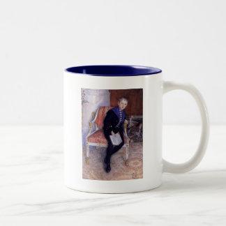 Vult Reading 1894 Two-Tone Coffee Mug
