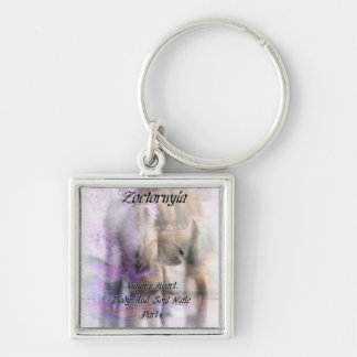 Vultar's Heart, Body and Soul Mate Part 1 Keychain