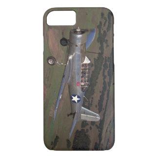 Vultee, BT-13, WWII_Classic Aviation iPhone 8/7 Case