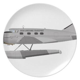 Vultee V-1A COMO flotador 425425 Plato De Cena