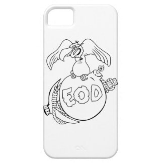 Vulture Cannonball Pick iPhone 5 Covers