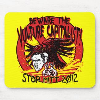 Vulture Capitalist Mouse Pad