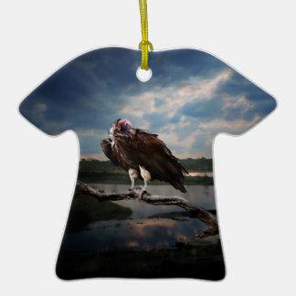 Vulture Fantasy Ornament
