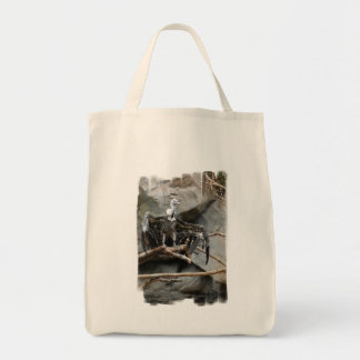Vulture Grocery Tote Bag
