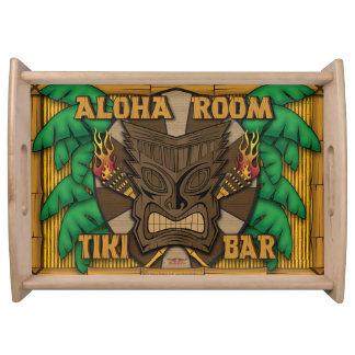 Vulture Kulture® Aloha Room Tiki Bar Serving Tray