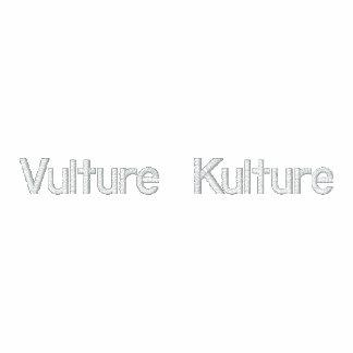 Vulture Kulture embroidered hoodie