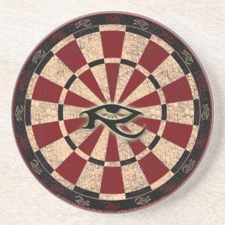 Vulture Kulture® Eye Of Horus Board Coaster