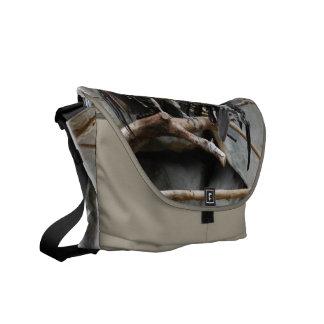 Vulture Messenger Bag