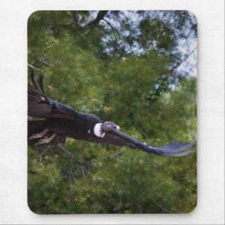 Vulture Mouse Pad