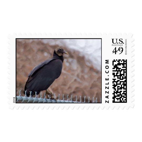 vulture postage