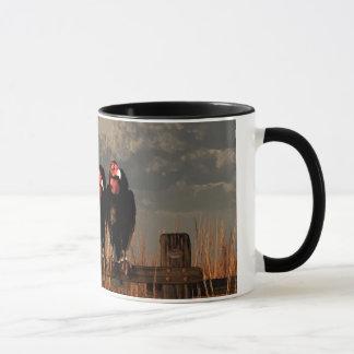 Vulture Quartet Mug