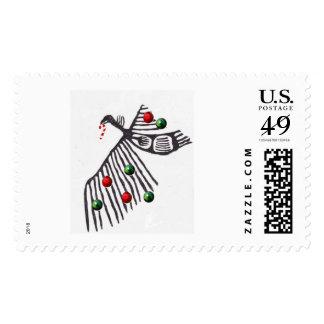 Vulture Shrine Stamps