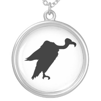 Vulture Silhouette Jewelry