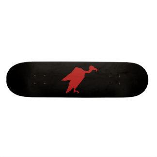 Vulture Silhouette Skateboard