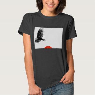 vulture sunrise shirt