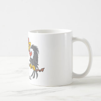 Vulture: You are looking good today. Coffee Mug