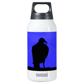 Vulturesilhouette Insulated Water Bottle
