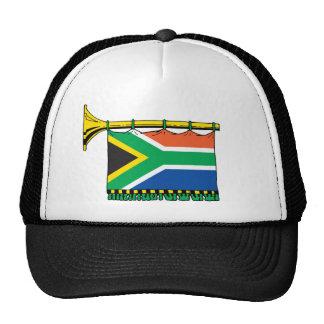 Vuvuzela de Suráfrica Gorras De Camionero