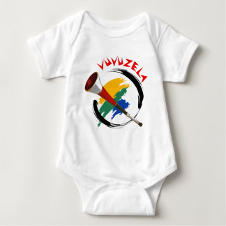 Vuvuzela Parties Infant Creeper