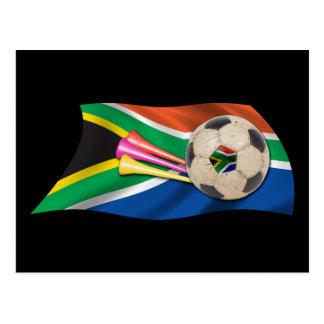 vuvuzela post card