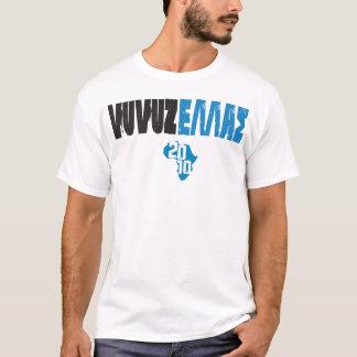 VUVUZELLAS White T-Shirt