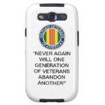 VVA Cell Phone Case Galaxy S3 Case