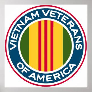 VVA logo Poster