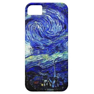 vVan Gogh Starry Night Fine Art iPhone 5 Case