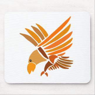VW- Soaring Eagle Art Design Mouse Pad