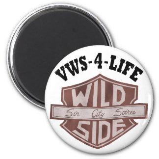"""VWS-4-LIFE"" magnet"