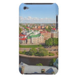 Vyborg Rusia Leningrad Oblast de la torre de Olaf Barely There iPod Fundas