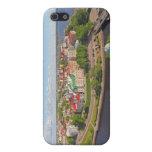 Vyborg Rusia Leningrad Oblast de la torre de Olaf iPhone 5 Protector