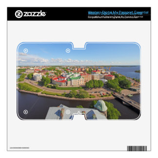 Vyborg Russia Leningrad Oblast from Olaf Tower WD My Passport Skin