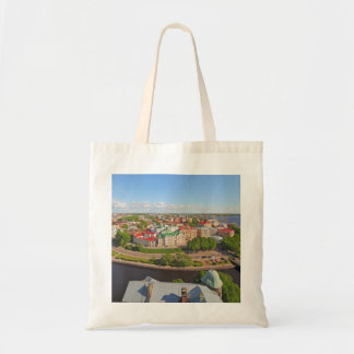 Vyborg Russia Leningrad Oblast from Olaf Tower Tote Bag