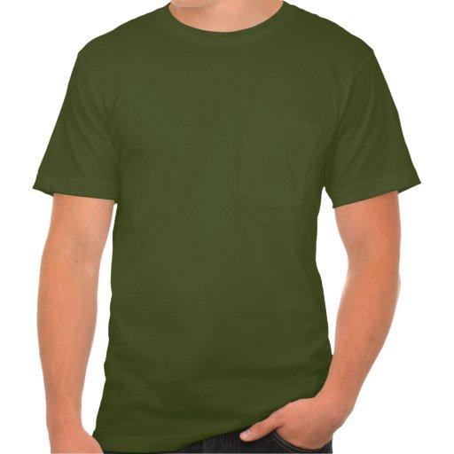 W04 Pocket T-Shirt with Pot Leaf