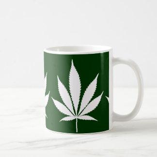 W04 Pot Leaf Mug