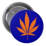 W20 Pot Leaf Button