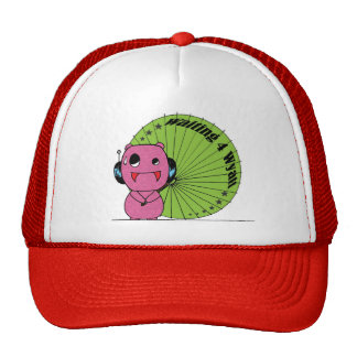 W4W Lil' Monster with Umbrella hat